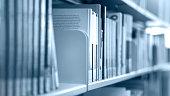 Bookshelf - public library