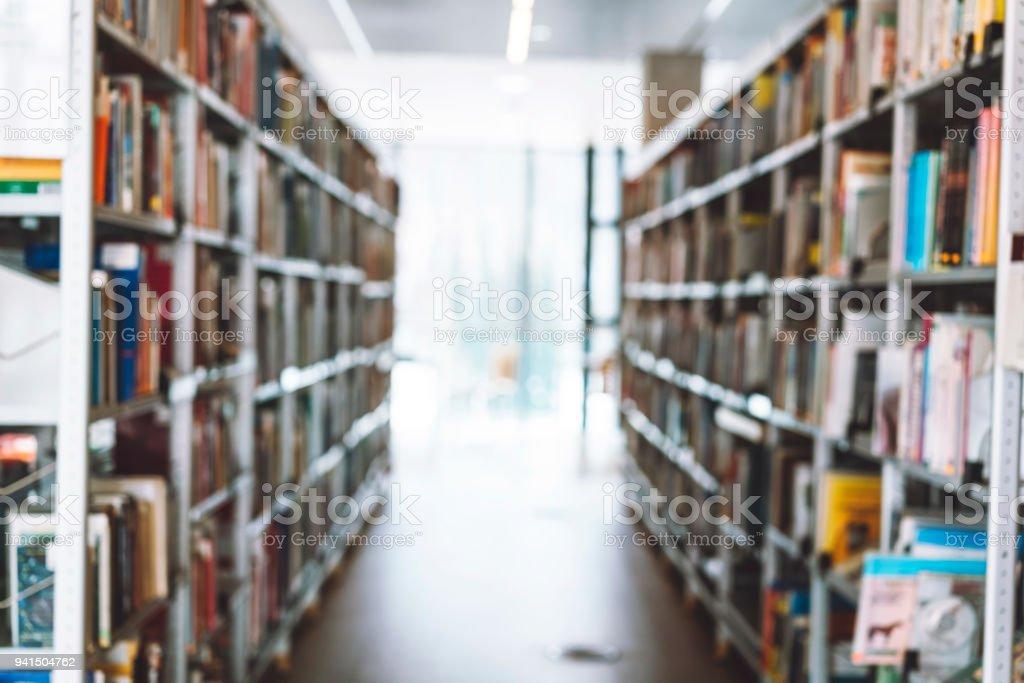 Bücherregale – Foto