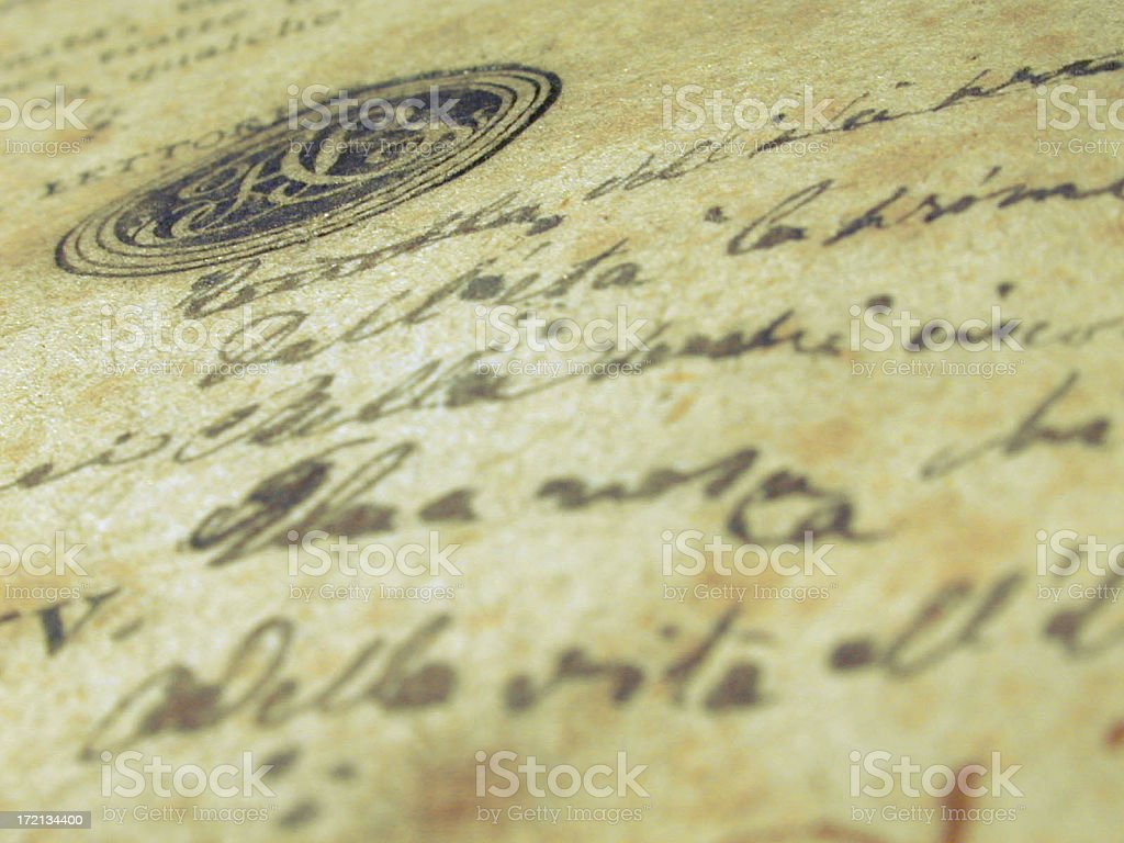 BookSign_01 royalty-free stock photo