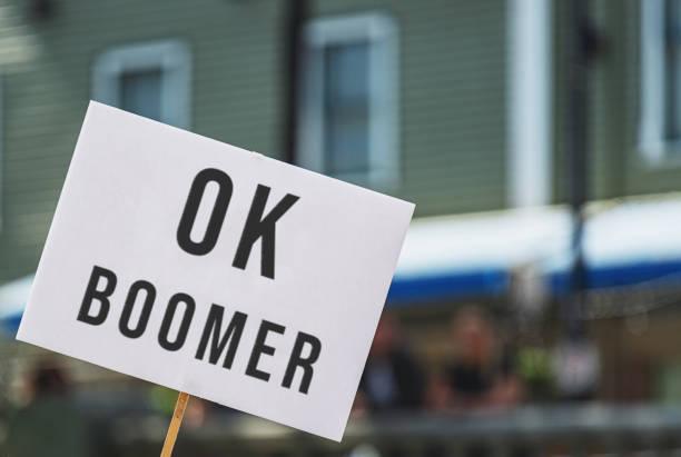OK Boomer - Photo