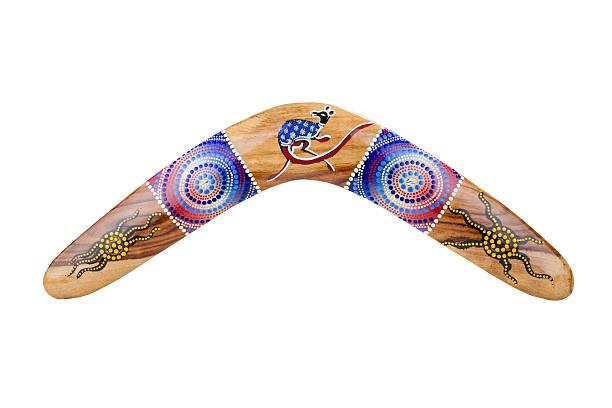 Boomerang - foto stock