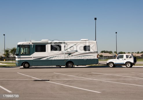 Boondocking overnighter camper.Terminology of boondocking is common in RV nomenclature. It means camping on public land or in parking areas of some of the major retailers here in the U.S.