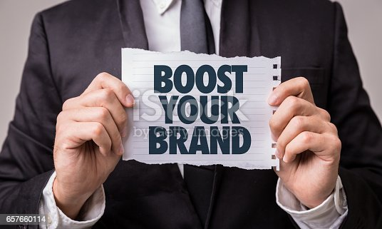 843789992 istock photo Boost Your Brand 657660114