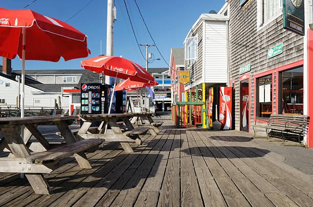 Boothbay Harbor stock photo