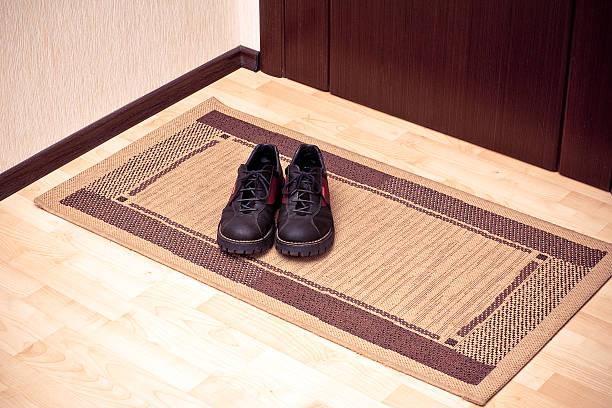 Bdsm human welcome mats doorman