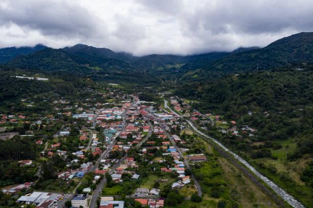 Boquete-Stadt in Panama – Foto