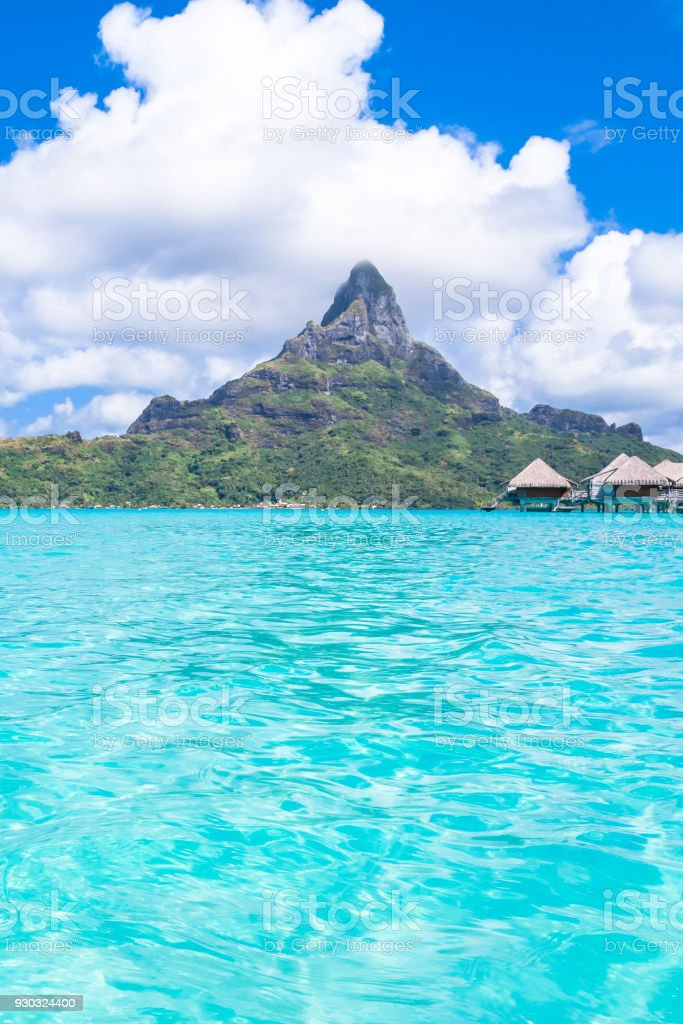 Bora Bora Island French Polynesia Stock Photo Download Image Now