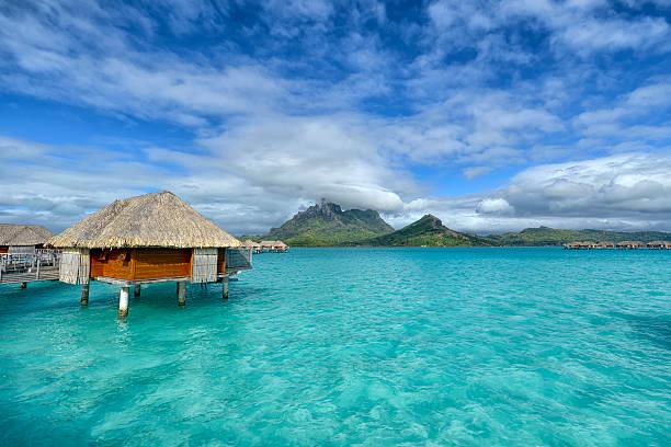 Bora-Bora Idylliczny Paradis'Island – zdjęcie