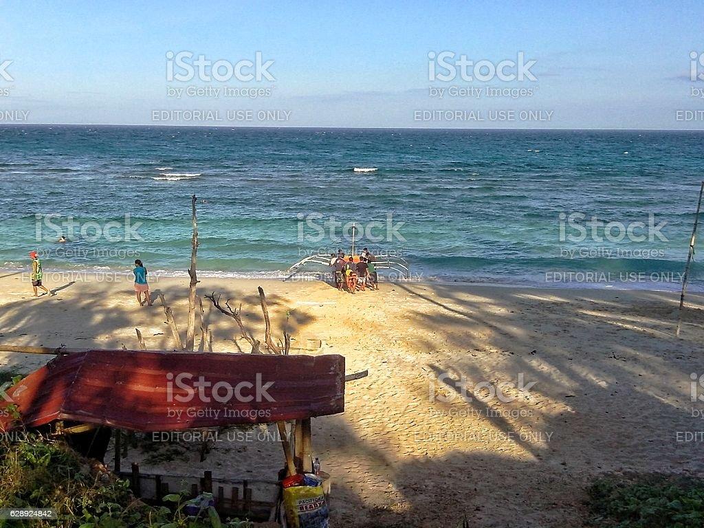 Boracay, Philippines, stock photo