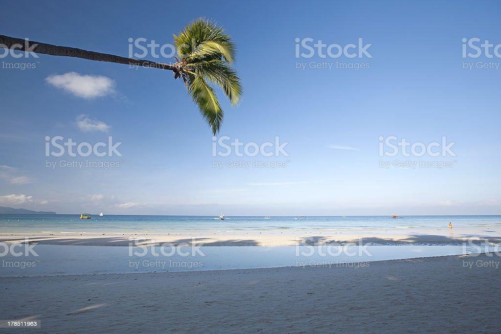 Boracay royalty-free stock photo