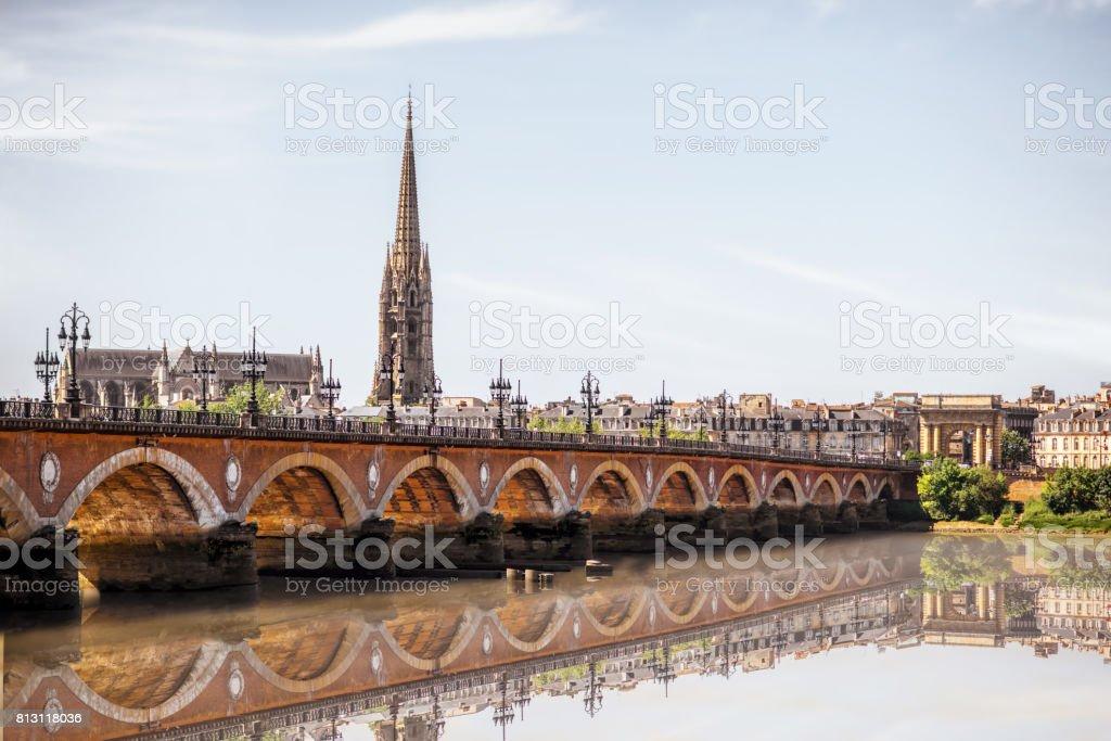 Ville de Bordeaux en France - Photo