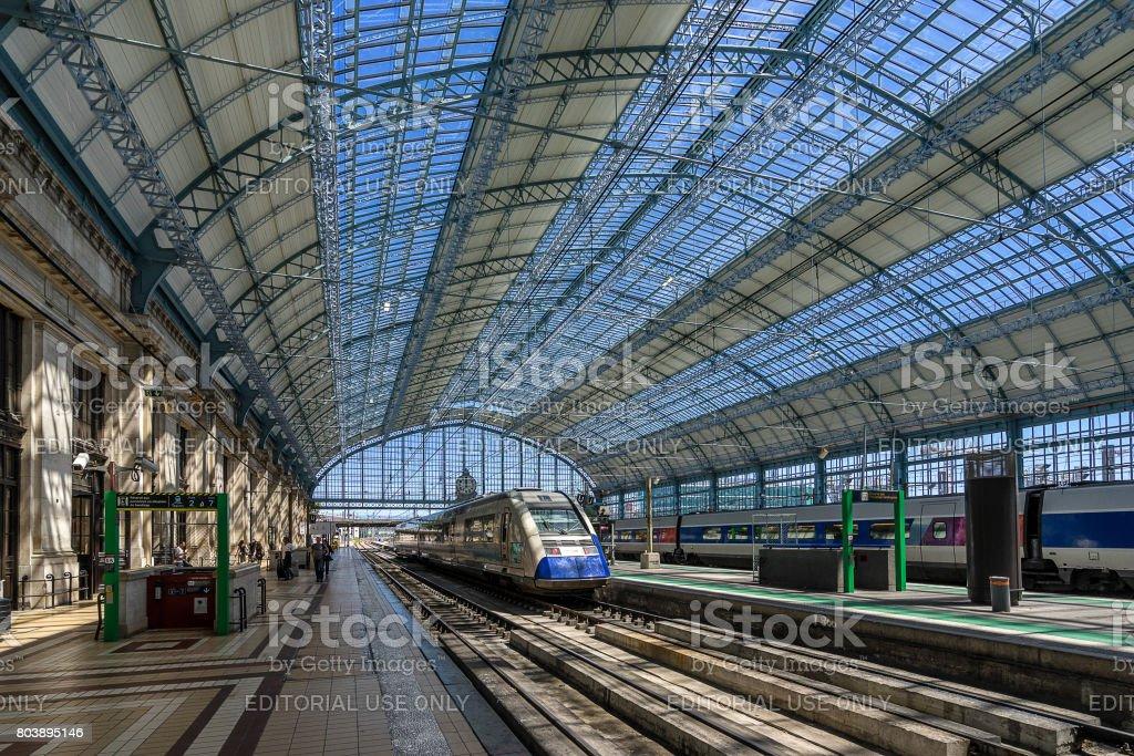Gare de Bordeaux St Jean - Photo