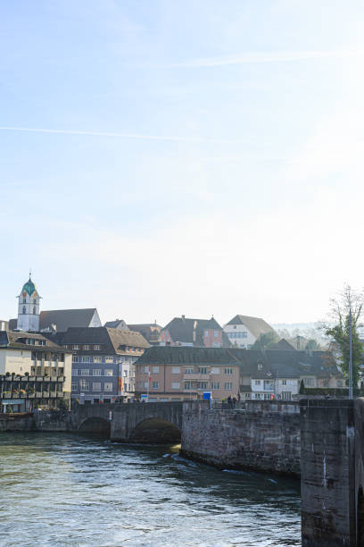 Grenzbrücke beider Rheinfelden – Foto