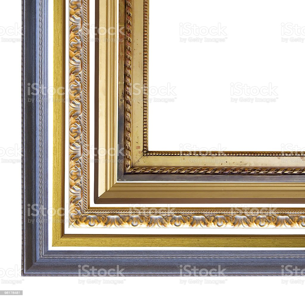borders royalty-free stock photo