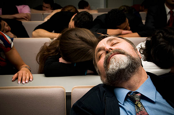 Bored businessman  jet lag stock pictures, royalty-free photos & images