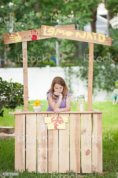Bored young girl with no customers at her lemonade stand picture id479725000?b=1&k=6&m=479725000&s=612x612&h=7rwmoypc5rukgh4jkvvzzwwg2qi5tqpsun6 cfj10bs=