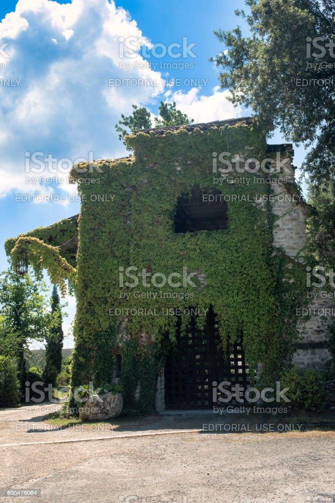Borgo Fregnano (Romagna, Italy) - foto stock