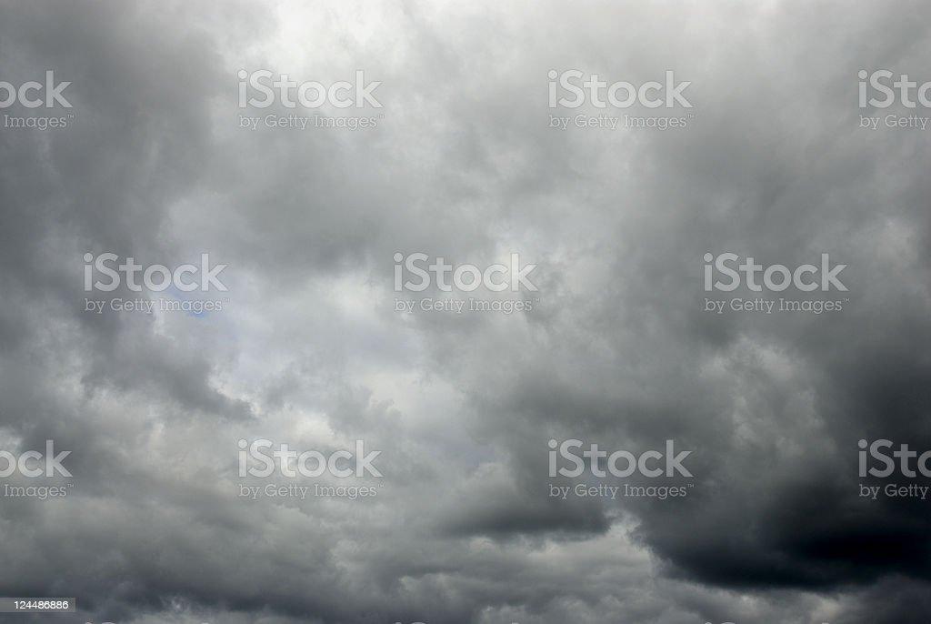 Boring Weather royalty-free stock photo