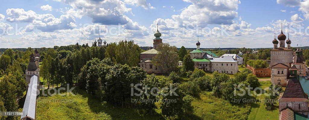 Borisoglebsky monastery royalty-free stock photo