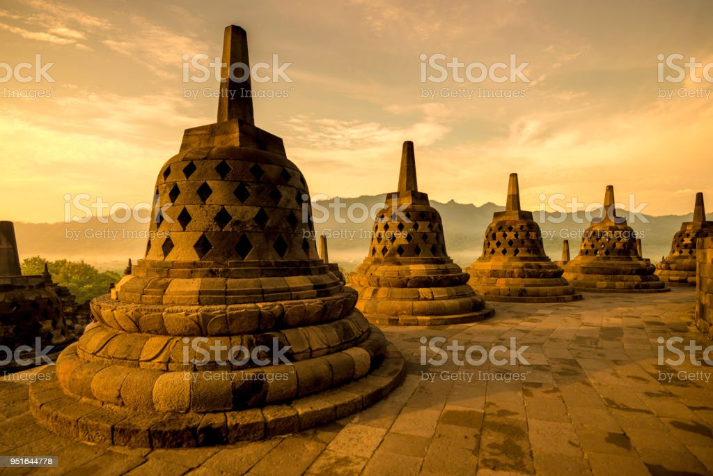Borobudur Temple - All You Need to Know Before You Go stock photo