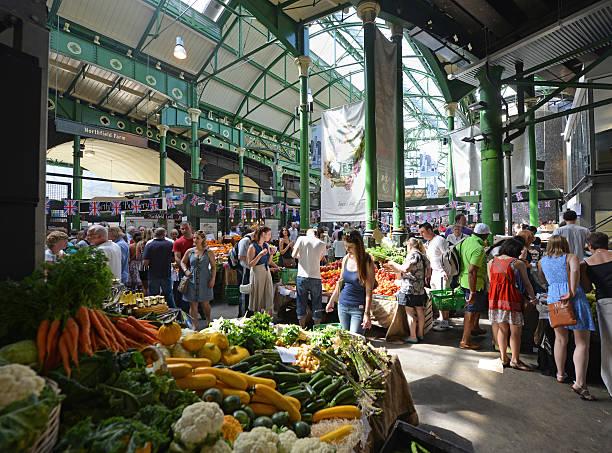 Borough Market – Foto