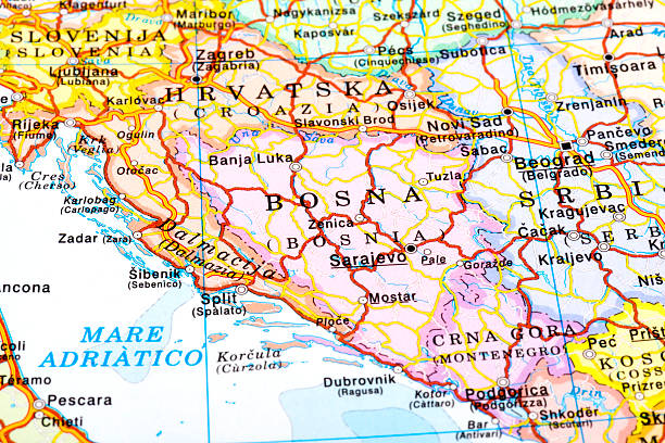 Map Of Sarajevo Bosnia Stock Photos, Pictures & Royalty-Free ... Sarajevo Bosnia Map on amsterdam netherlands map, pristina kosovo map, surviving the killshot map, vladivostok russia map, bosnia and herzegovina map, slovenia bosnia map, damascus syria map, bosnia location on map, livno bosnia map, bratislava slovakia map, syrian land use map, blagaj bosnia map, ww1 map, zurich switzerland map, europe bosnia map, stockholm bosnia map, lukavac bosnia map, tirana albania map, bosnia genocide map, bosnia on world map,