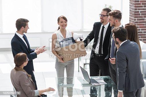 639540494 istock photo boss and business team meet new employee 1020250730