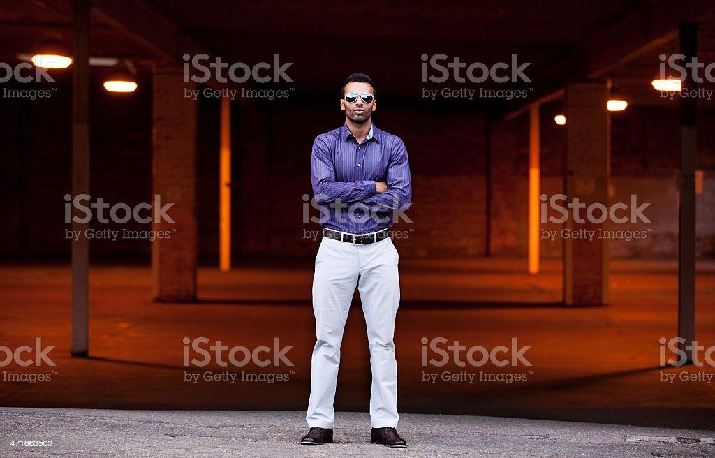 Boss Man royalty-free stock photo