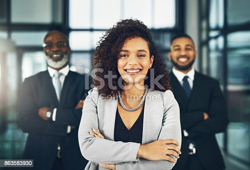 istock Boss - more than a position, it's an example 863583930