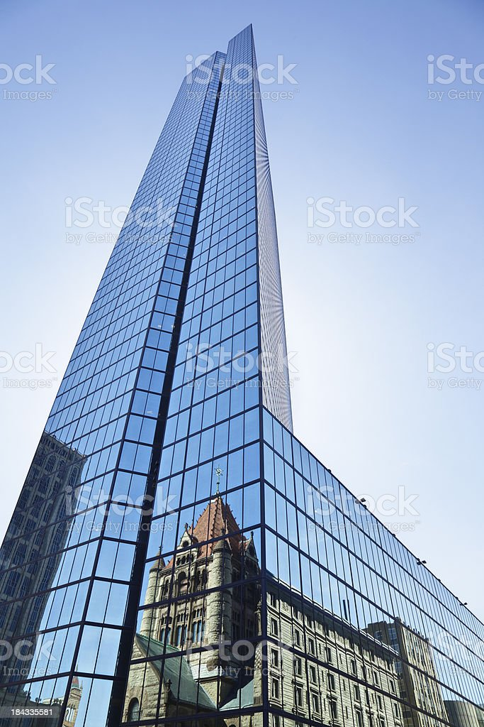Boston Architecture stock photo