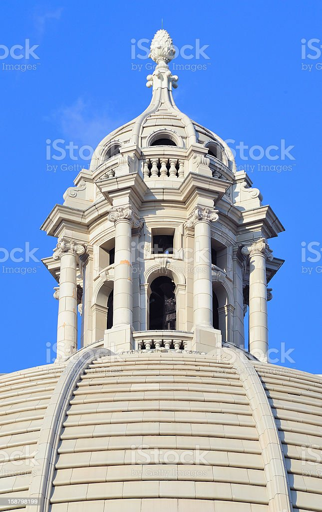 Boston First Church of Christ Scientist royalty-free stock photo