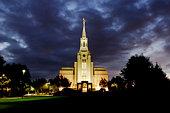 istock Boston Massachusetts Temple of the Mormon Church 105693128