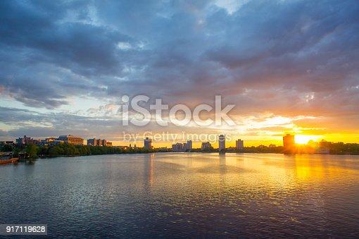 istock Boston, Massachusetts, USA 917119628