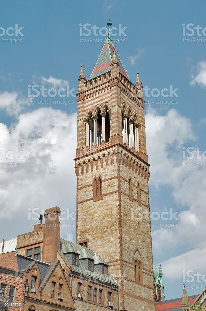 Boston  New Old South Church stock photo