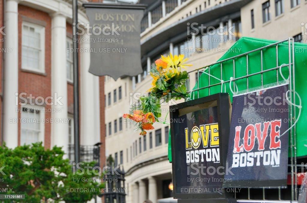 Boston - foto de stock