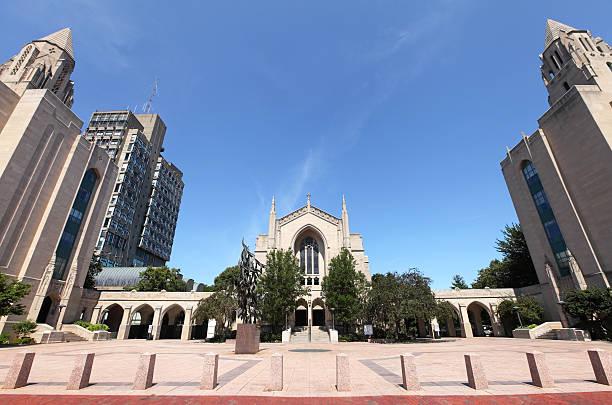 Boston University stock photo