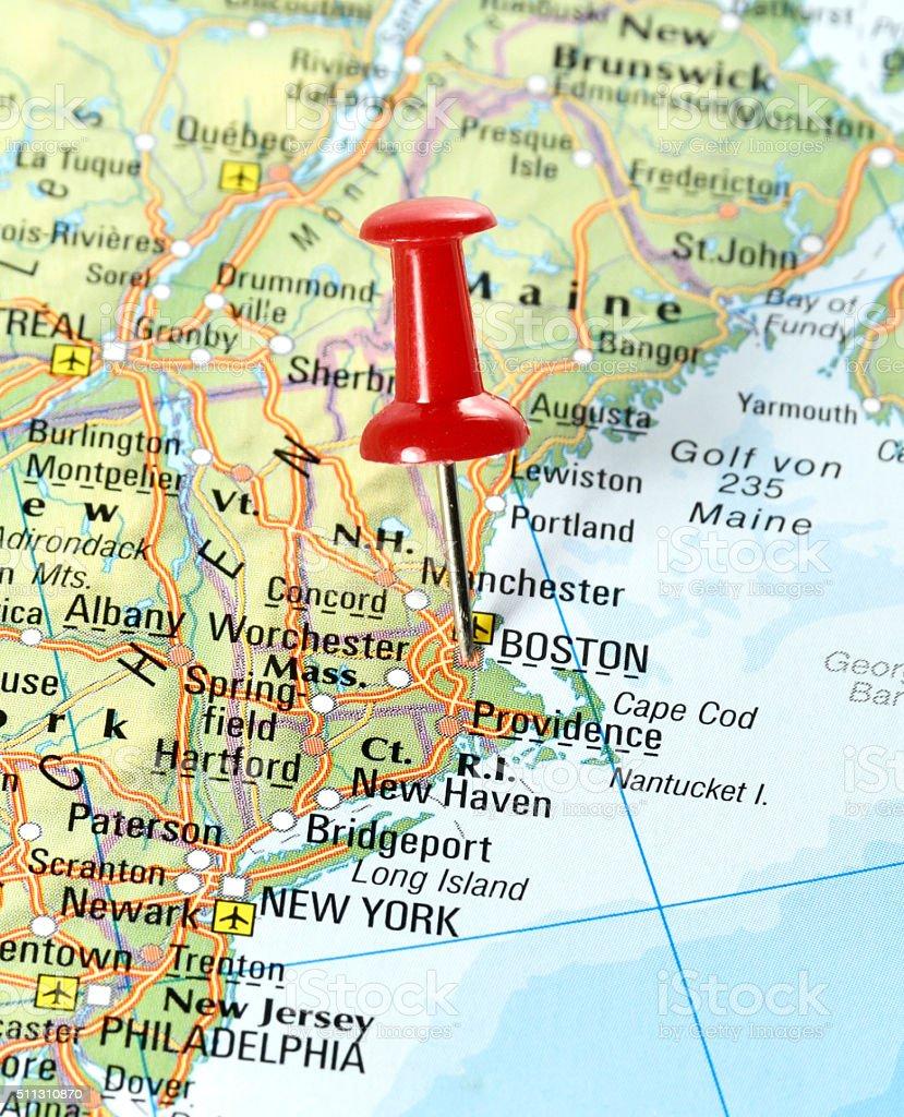 Boston Usa Stock Photo & More Pictures of Boston - Massachusetts ...