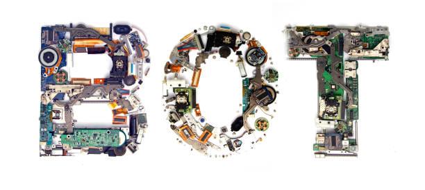 bot, die elektronische - converse taylor stock-fotos und bilder