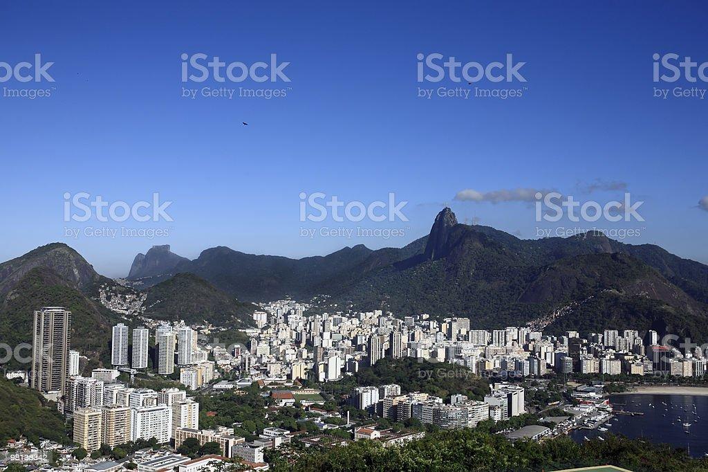 보타포구 리우데자네이루발 브라질 royalty-free 스톡 사진