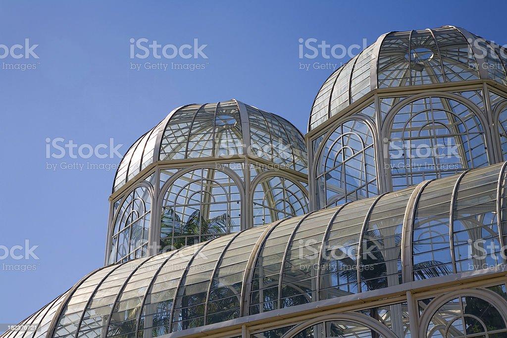 Botanic Garden, Curitiba, Brasil stock photo