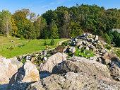 Botanic garden in Powsin near Warsaw.