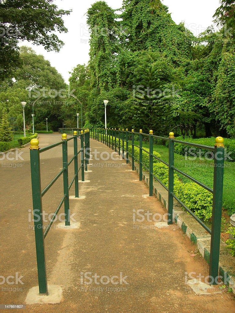 Botanical Garden royalty-free stock photo