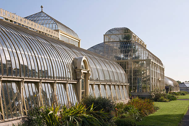 Botanical Gardens stock photo