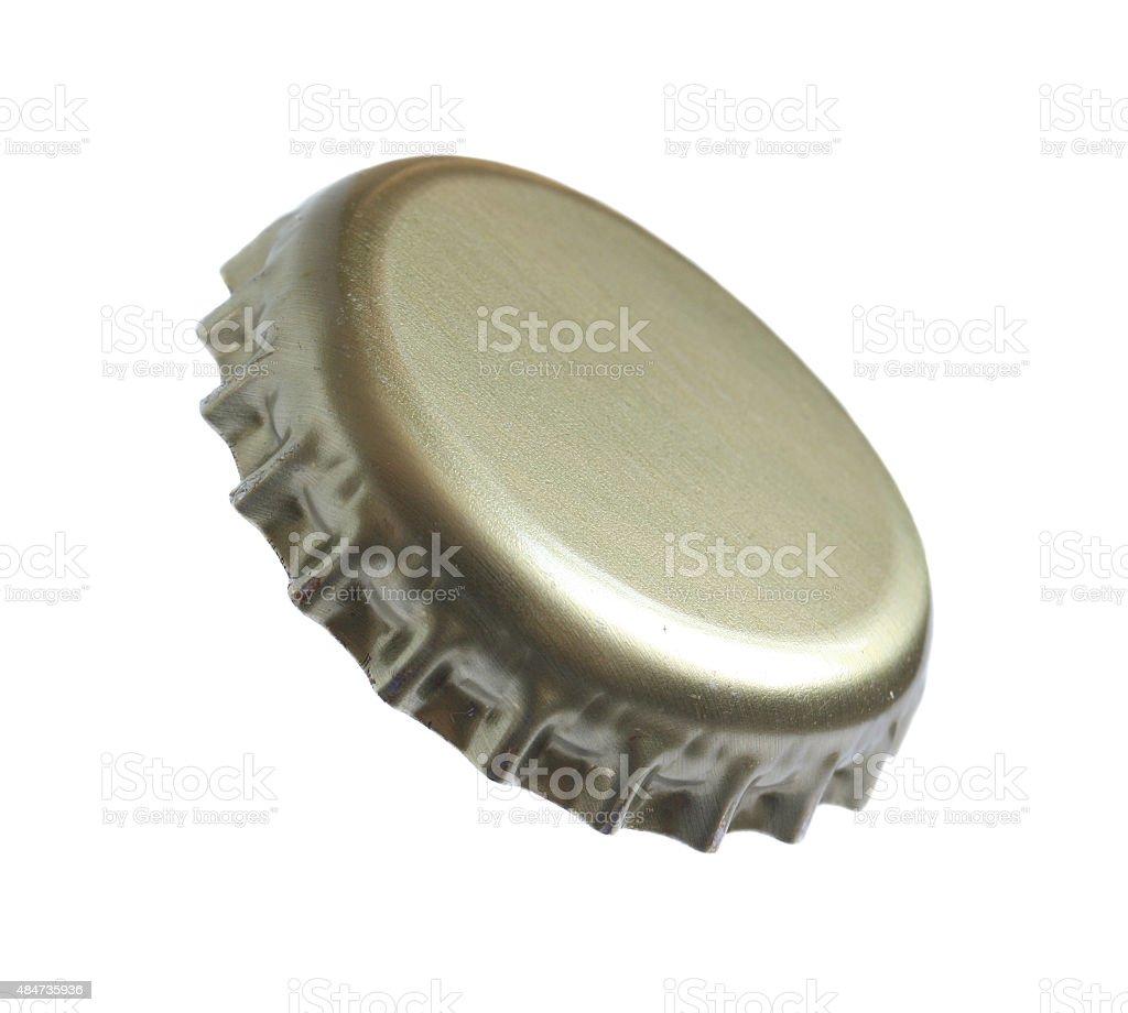 Bottle cap. stock photo