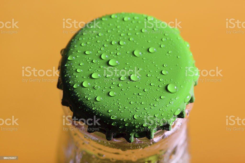 bottle cap royalty-free stock photo