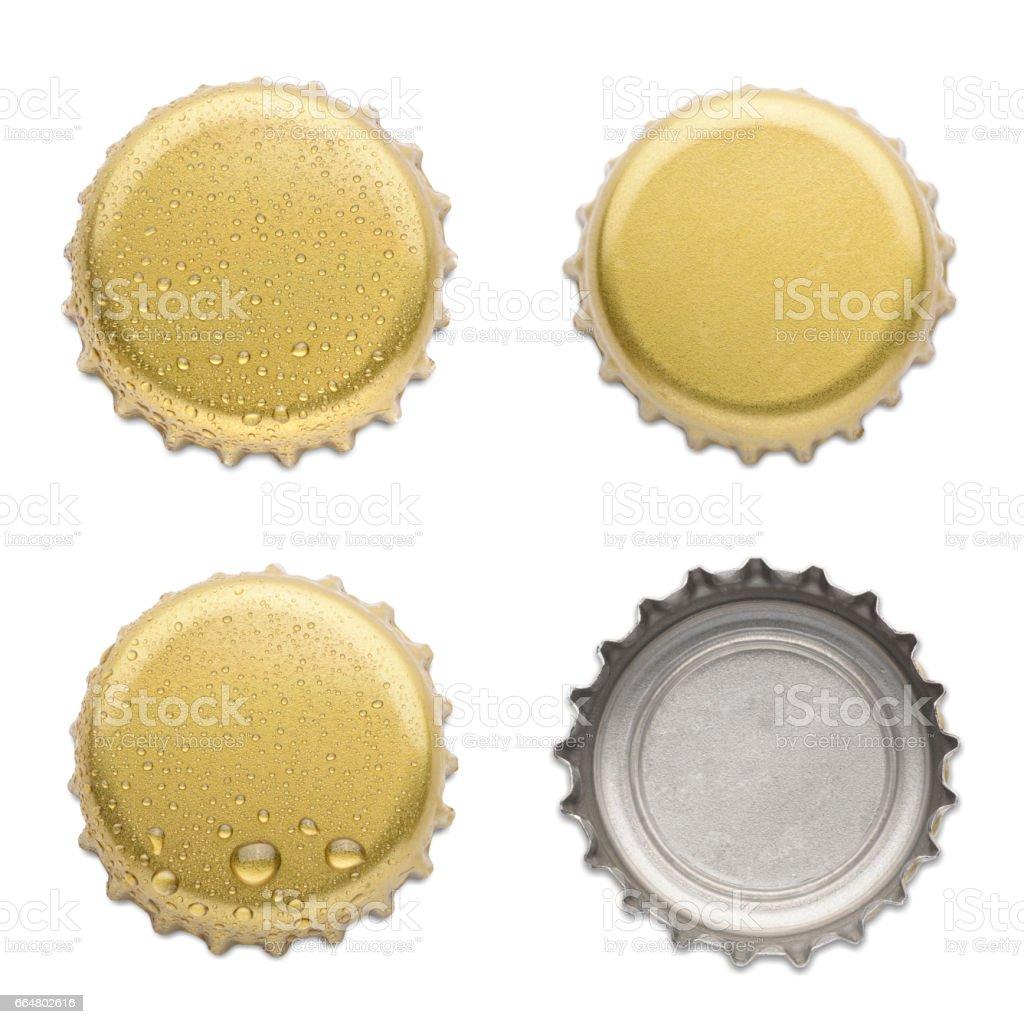 bottle caps – Foto