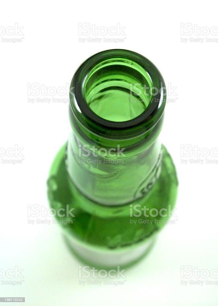 Bottle Neck stock photo