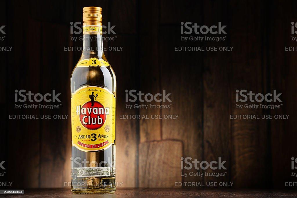 weißer kubanischer rum