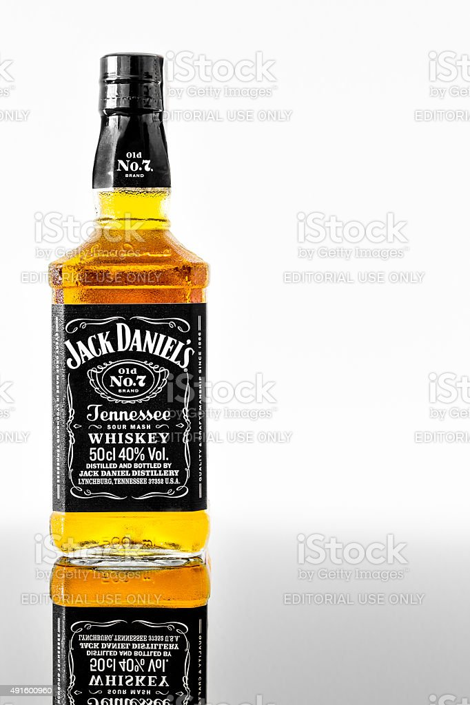 bottle of jack daniels stock photo more pictures of 2015 istock