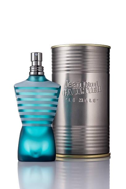 Bottle of Jean Paul Gaultier